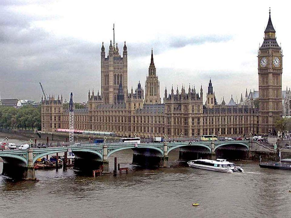 """Londonban 7.512.400 lakos az úgynevezett """"londoni ."""