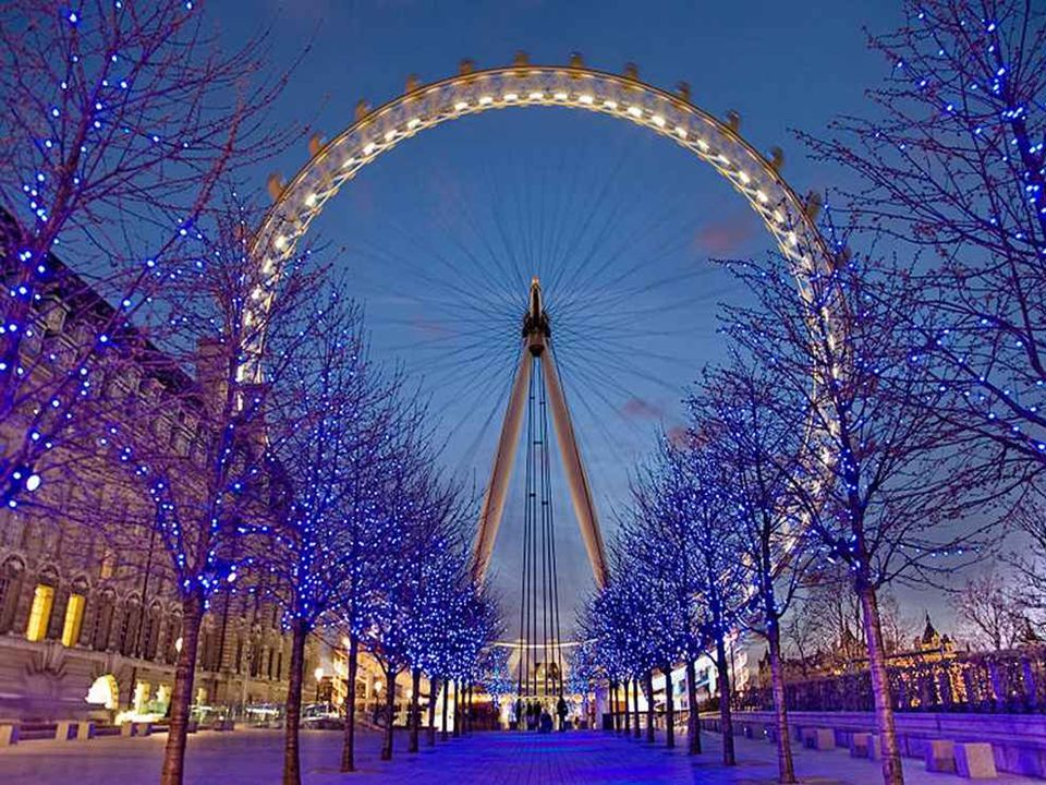 London Eye (London Szeme)