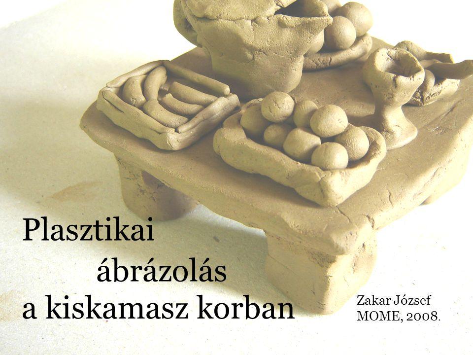Plasztikai ábrázolás a kiskamasz korban Zakar József MOME, 2008.