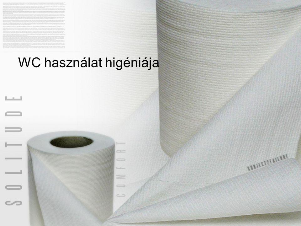 WC használat higéniája