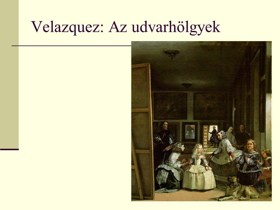 Velazquez: Az udvarhölgyek
