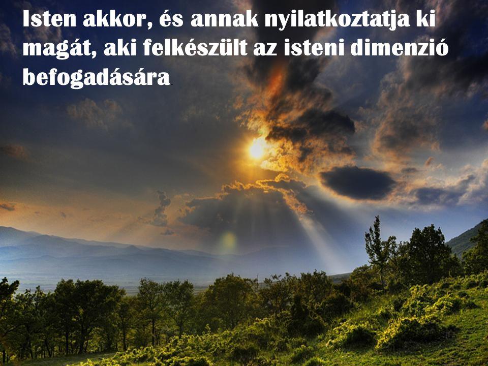 """""""József igaz ember volt, - mondja a Szentírás. Ő alkalmas arra, hogy befogadja az isteni titkot."""