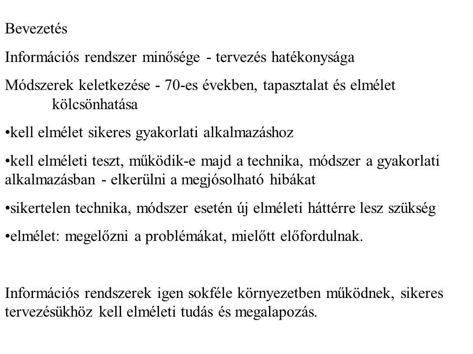 4.Technikák, jelölések, határok (korlátok), választások 4.1.