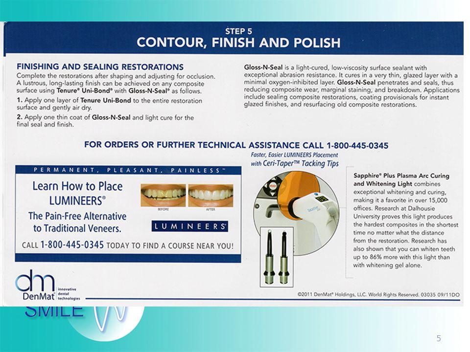 16 Porcelain Conditioner felvitele