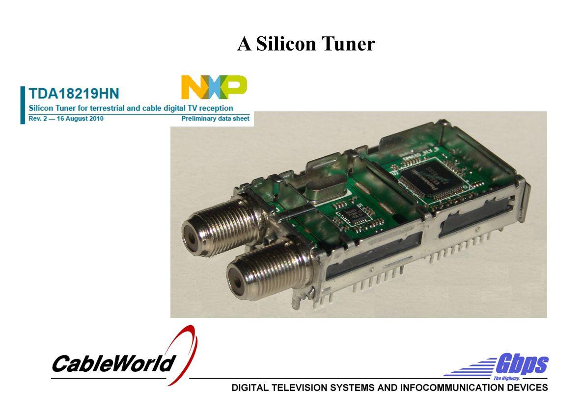 A Silicon Tuner