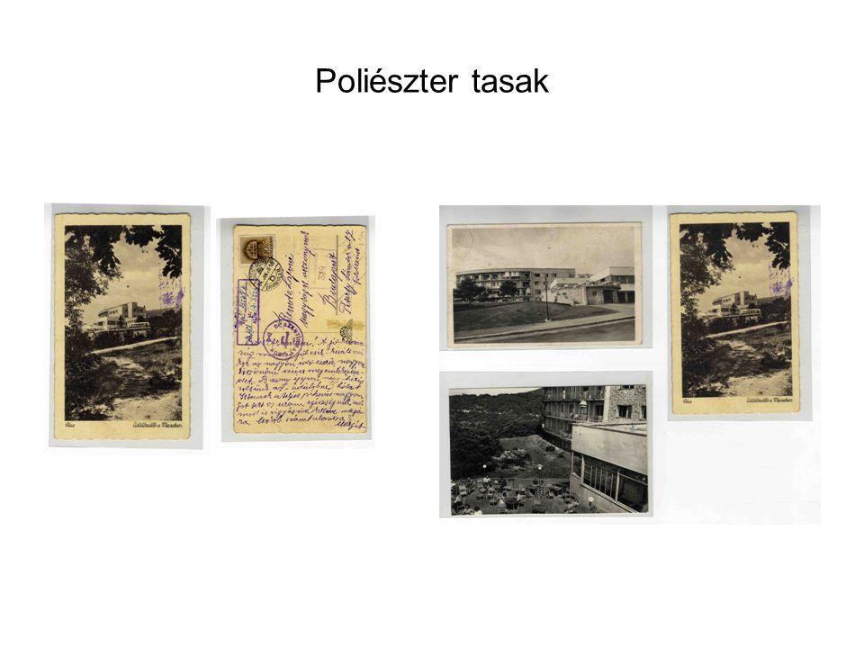 Poliészter tasak