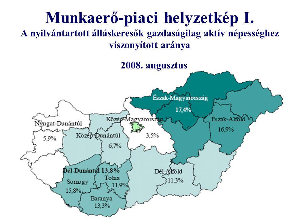 Munkaerő-piaci helyzetkép I.