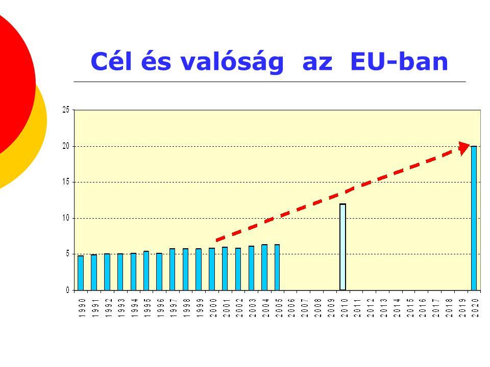 Cél és valóság az EU-ban