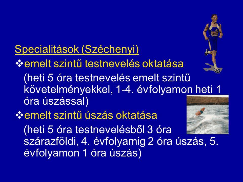  emelt szintű angol nyelvoktatás (1-3.évfolyamon heti 2, 4.