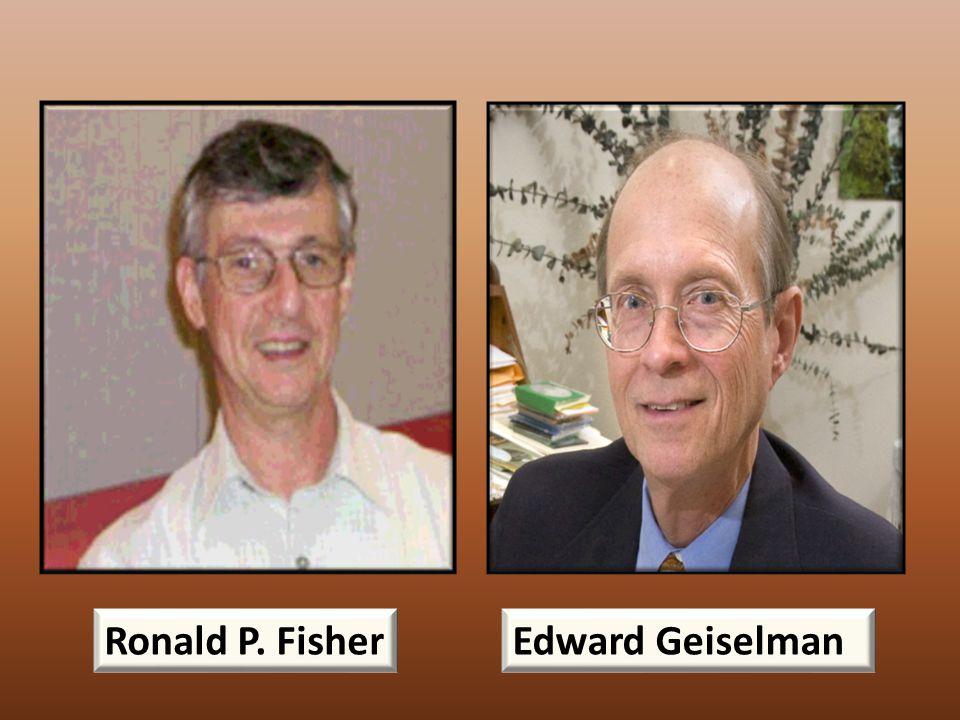 Ronald P. FisherEdward Geiselman