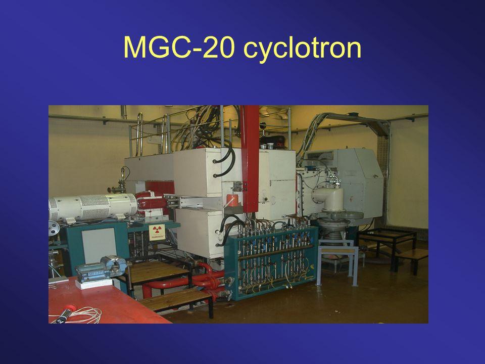 MGC-20 cyclotron