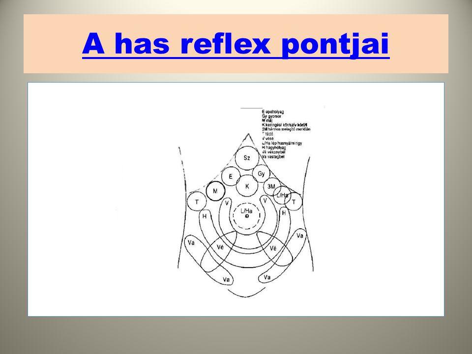 A has reflex pontjai