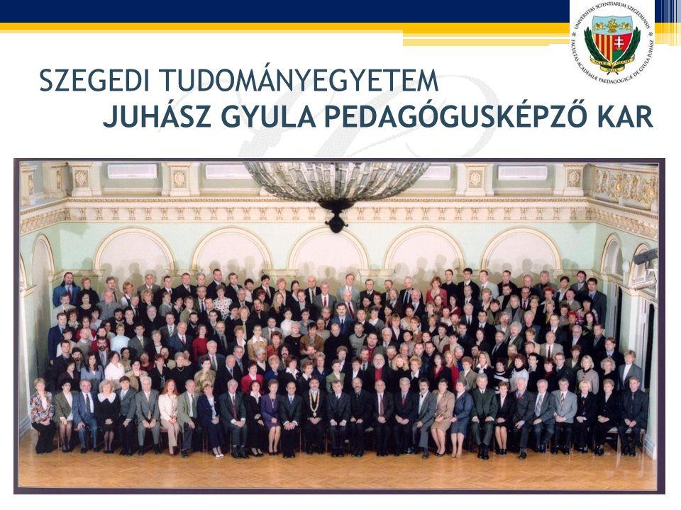 SZTE JGYPK Felnőttképzési Intézet • Levélcím: 6723 SZEGED, Szilléri sgt.