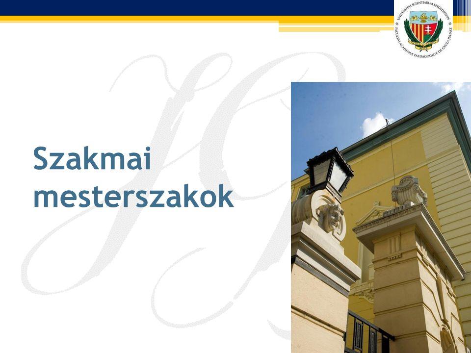 SZTE JGYPK Tanító- és Óvóképző Intézet Alkalmazott Pedagógia és Pszichológia Tanszék • Levélcím: 6725 SZEGED, Hattyas sor 10.