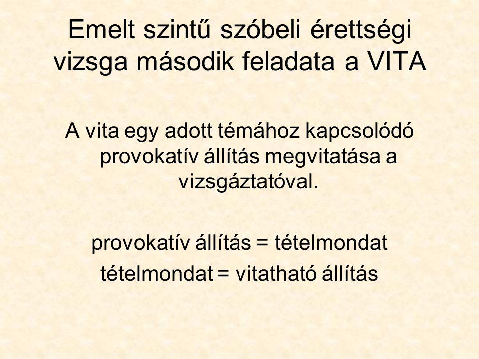 EGYETÉRTŐ ÉRVEK FELSOROLÁSA •We should have the right to express our individuality.