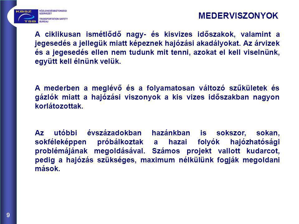 20 A vízi közlekedés irányítására és a hajóút kitűzésére szolgáló jelekről, valamint e jelek létesítéséről, üzemeltetéséről, módosításáról és megszüntetéséről szóló 27/2002.