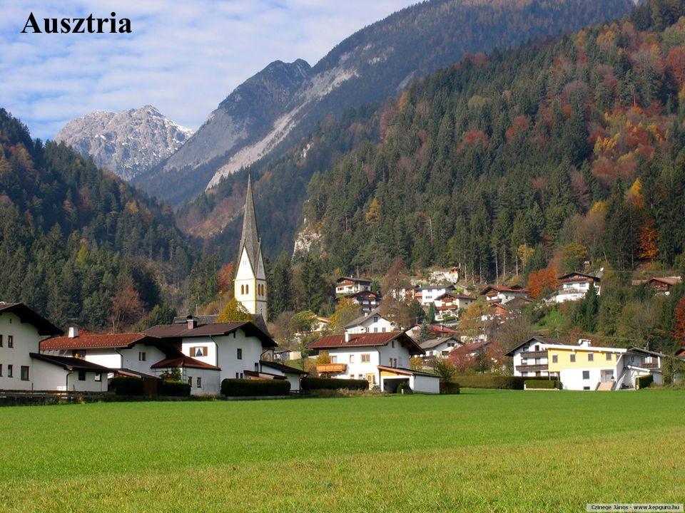 Európa 5 régiója Észak-Európa Nyugat-Európa Közép-Európa Dél-Európa Kelet-Európa