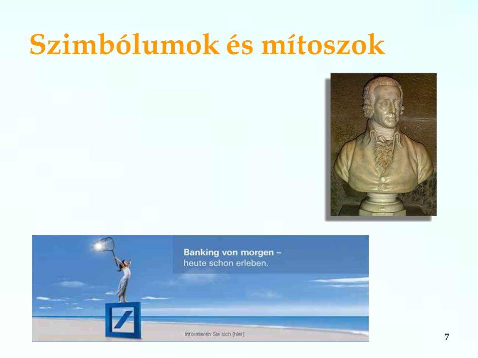 7 Szimbólumok és mítoszok