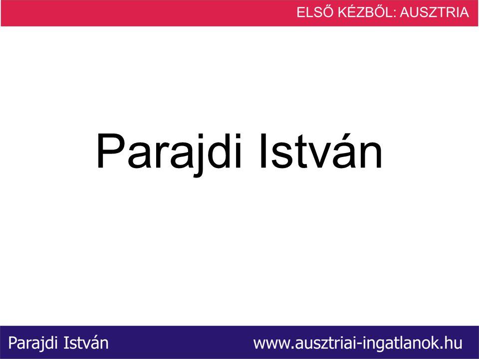 Parajdi István