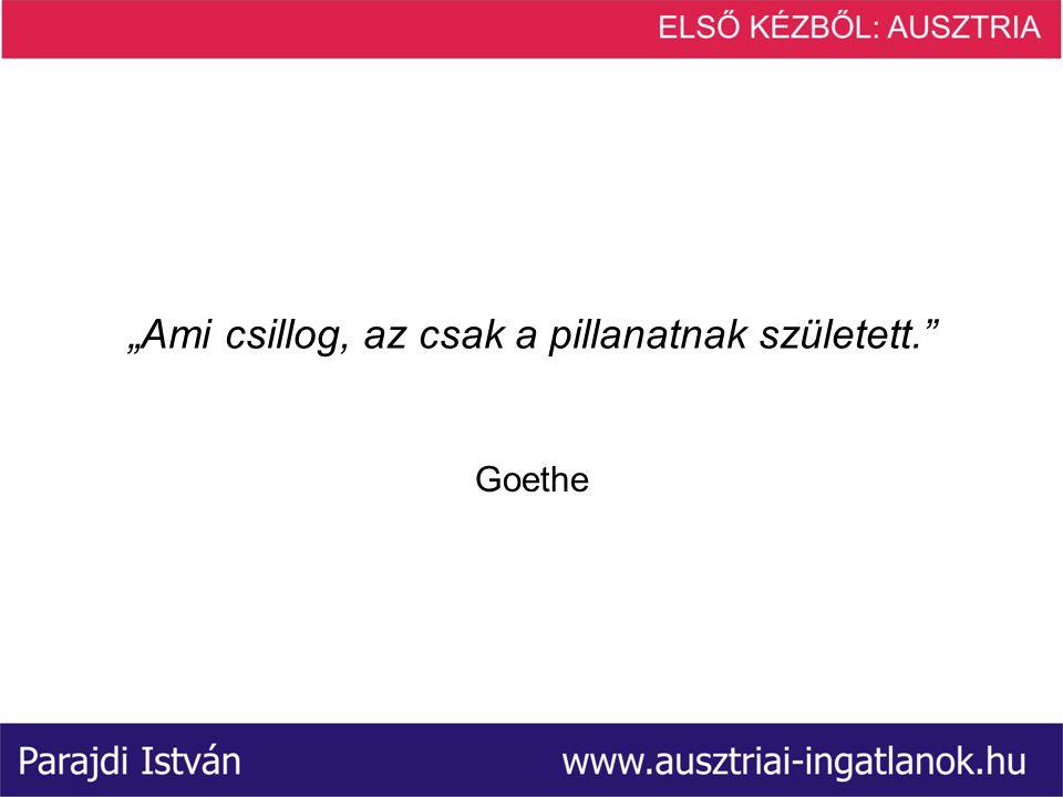 """""""Ami csillog, az csak a pillanatnak született. Goethe"""
