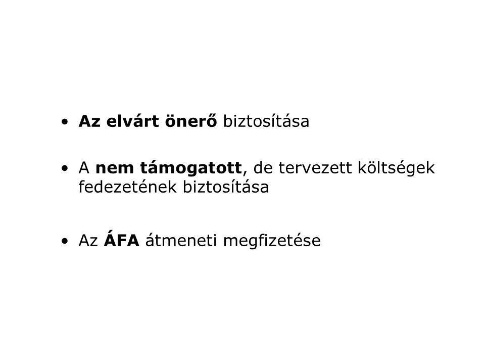 ÁFA •Az ÁFA a bonyodalmak egyik forrása.
