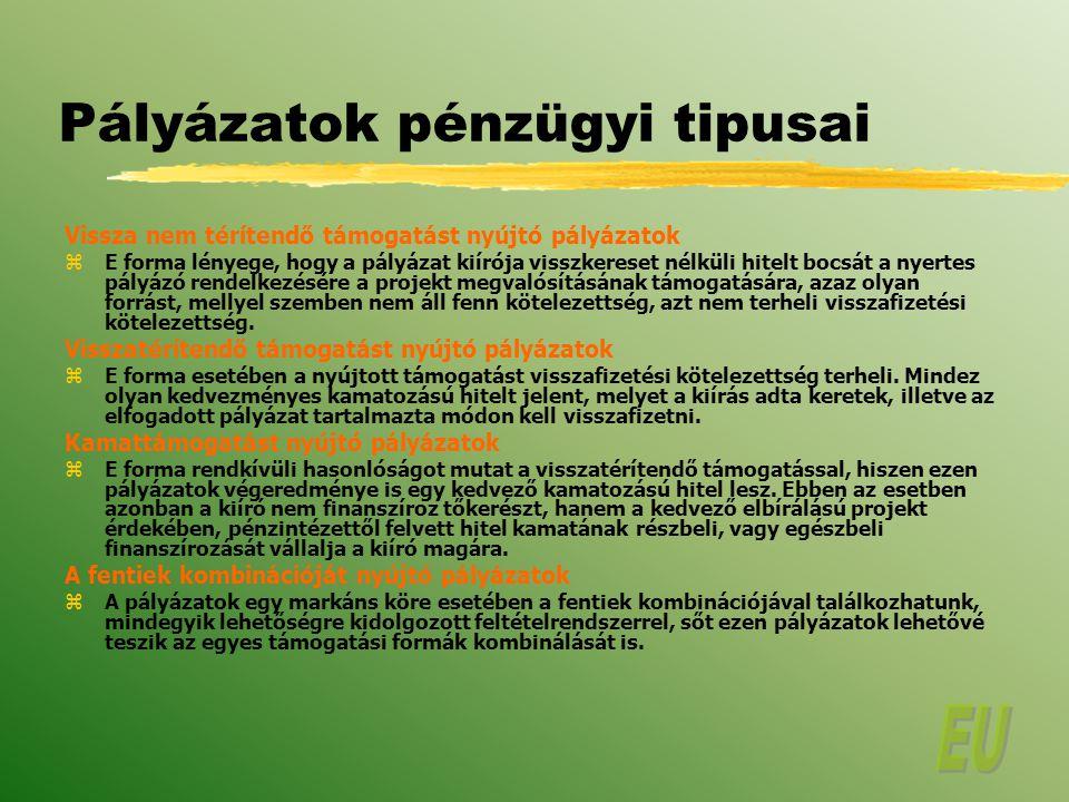 zAz INTERREG III programokban történő magyarországi részvételre allokált forrás 50- 80%-a használható fel ezeknek a programoknak a támogatására, míg az Interreg IIIB-ben a források 9%-a, a IIIC-ben a források 6%-a használható fel.
