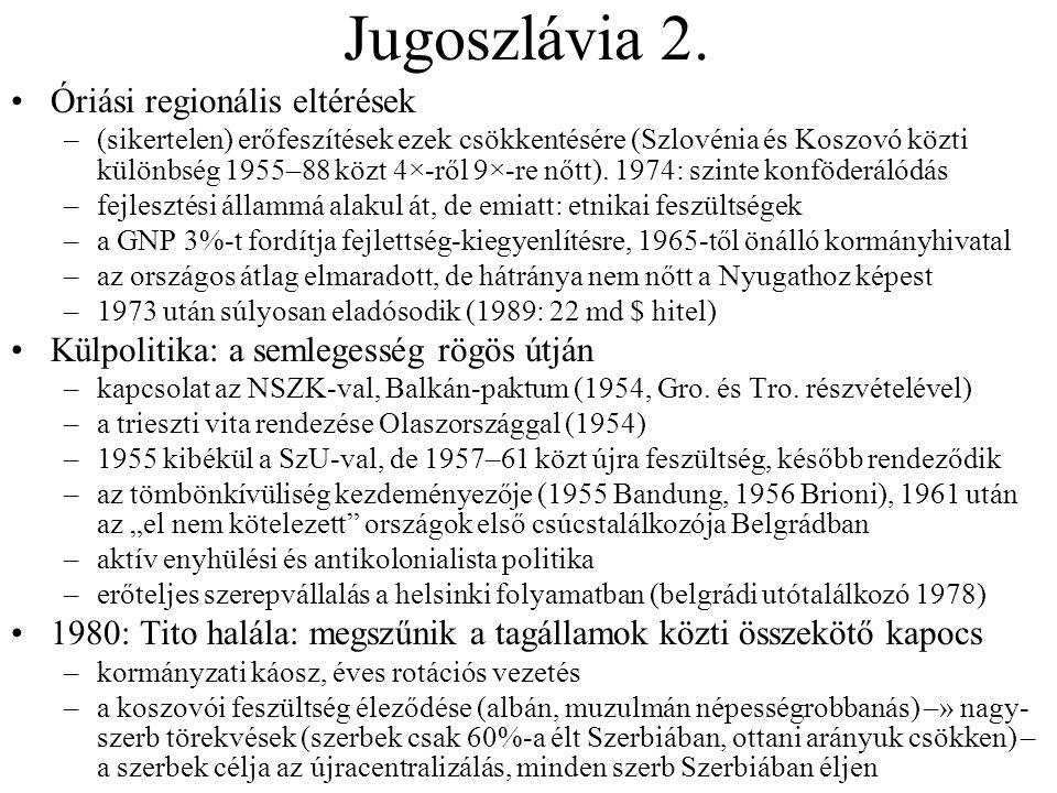 Jugoszlávia 2.