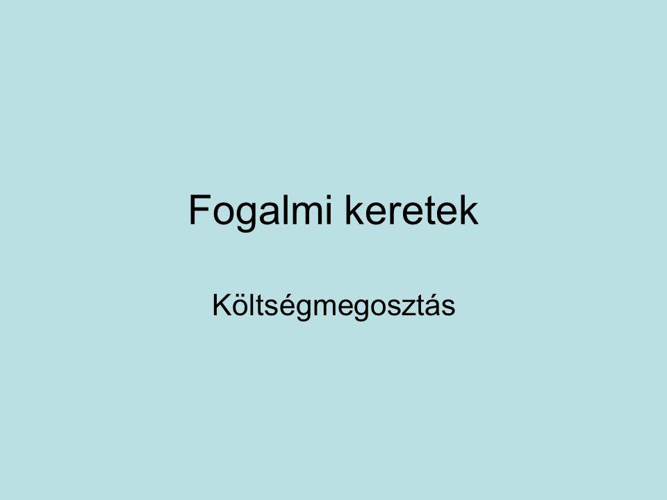Ésszerű magyar tandíj- és támogatási politika: néhány jogosan elvárható követelmény I.