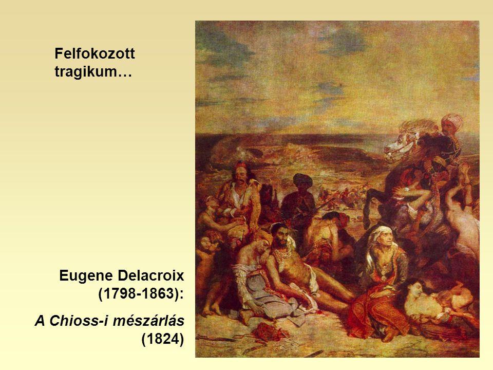 Szentimentalizmus [irodalomban: Kármán József: Fanni hagyományai] Barabás: Enyelgés (1838)