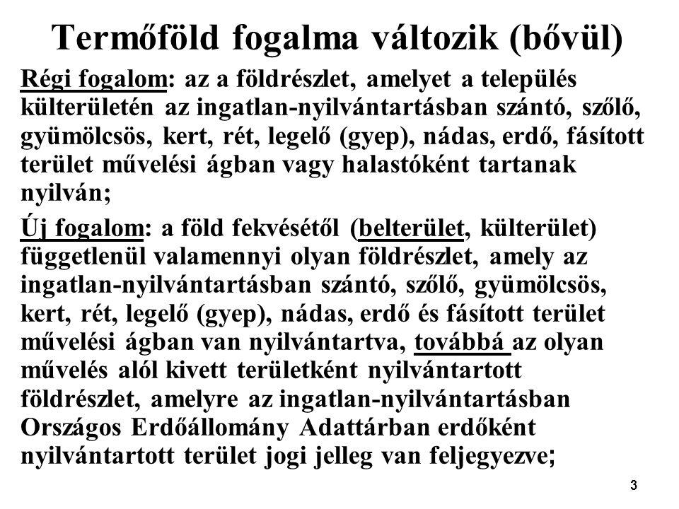 104 Termékdíj raktár – 2.