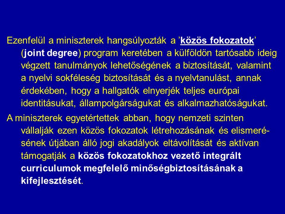 A MK területén engedéllyel működő külföldi felsőoktatási intézmények 1.