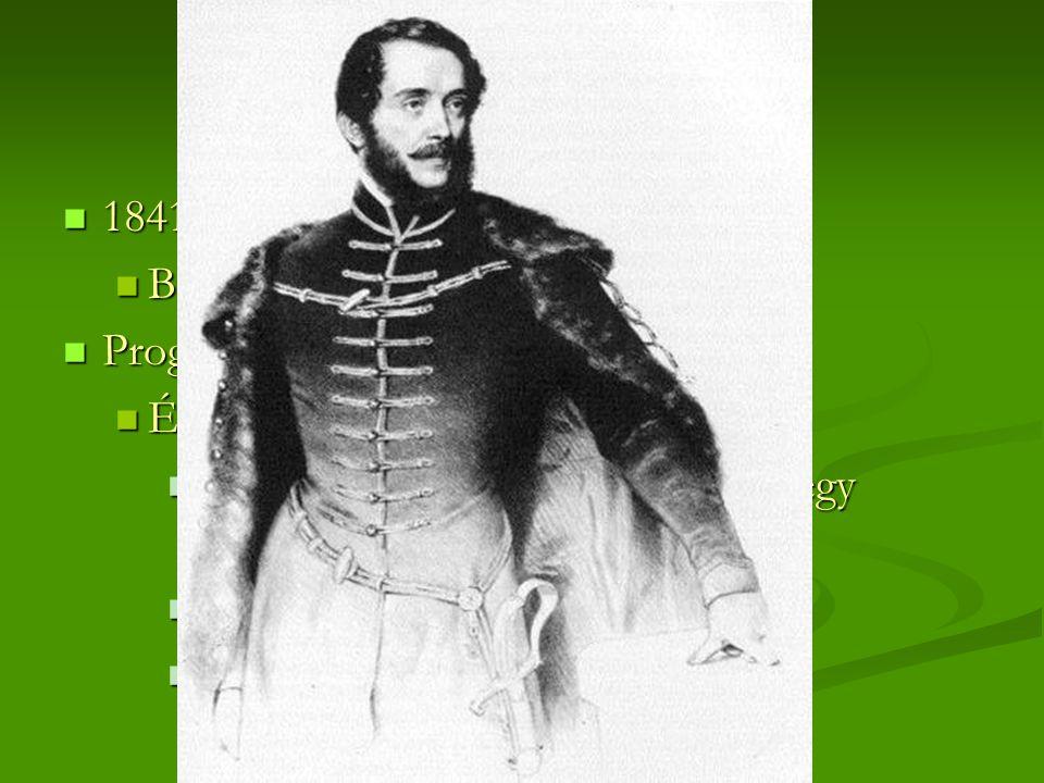 Kossuth Lajos 1802-1894  1841-től Pesti Hírlap szerkesztője  Bevezeti a vezércikk műfaját  Programja  Érdekegyesítés  A parasztoknak és a nemesek