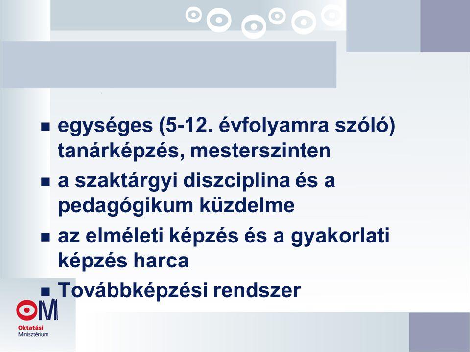 n egységes (5-12.