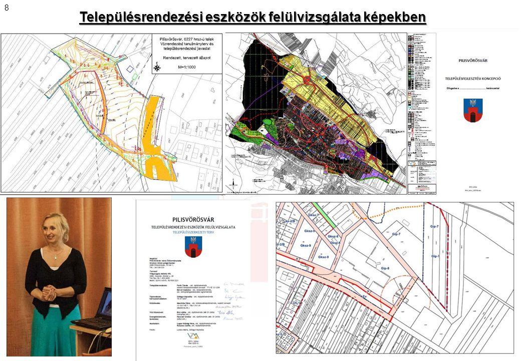 Településrendezési eszközök felülvizsgálata képekben 8
