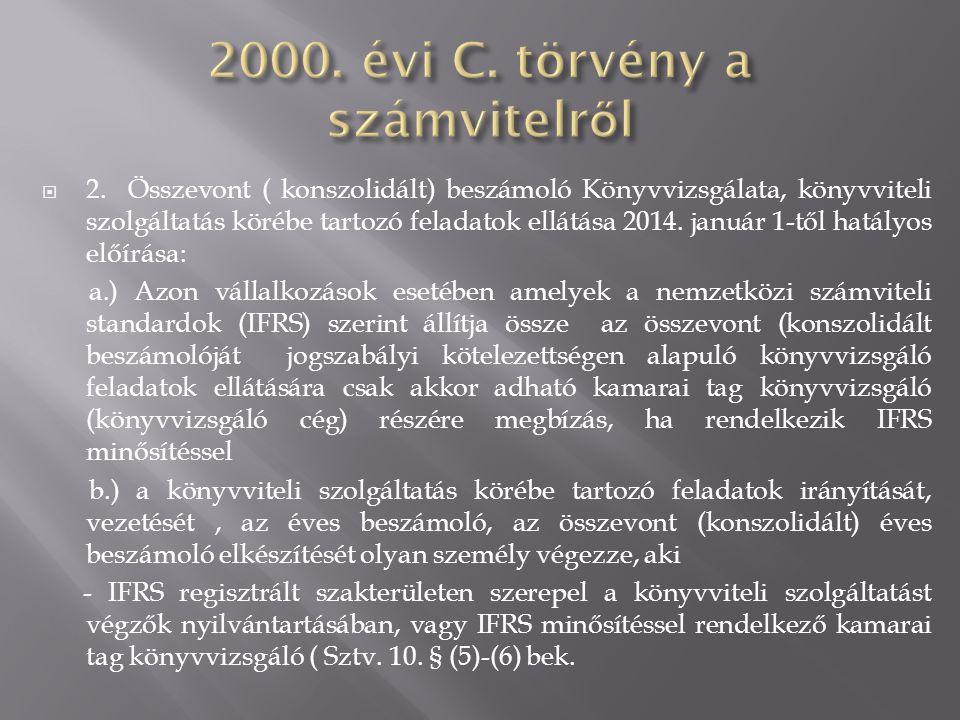  A rendelet kiadásának előzményei: Pénzügyi válság 2008.