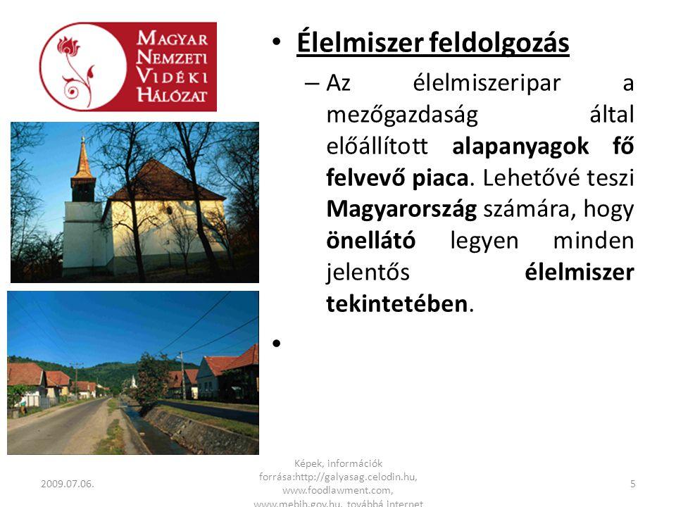 A magyar élelmiszerlánc vállalkozások (szűkebben az élelmiszer-feldolgozók) általános problémáinak megoldási lehetőségei – a Foodlawment megközelítésében - III.