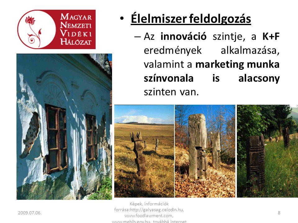 A magyar élelmiszerlánc vállalkozások (szűkebben az élelmiszer-feldolgozók) általános problémái – a Foodlawment megközelítésében - III.
