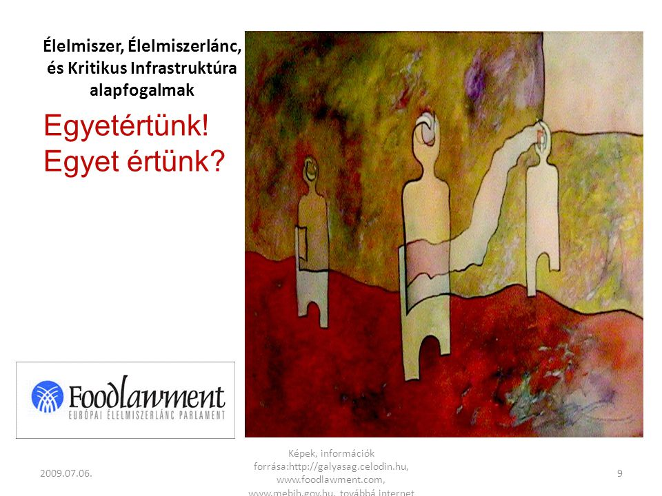 A magyar élelmiszerlánc vállalkozások (szűkebben az élelmiszer-feldolgozók) általános problémáinak megoldási lehetőségei – a Foodlawment megközelítésében - VI.