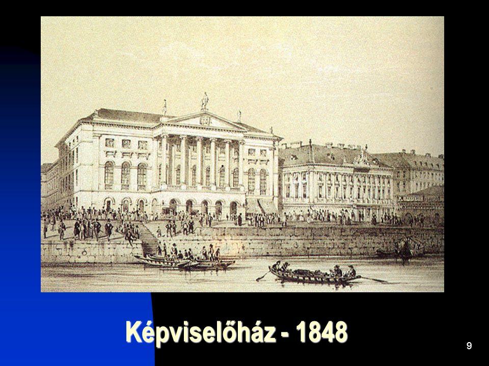 9 Képviselőház - 1848