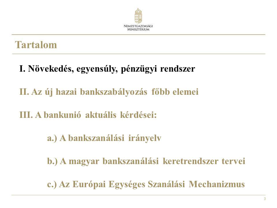 4 Visegrádi országok (2013 III., negyedéves bázis) Forrás: Eurostat A Visegrádi országok között negyedéves alapon a magyar gazdaság növekedése a legnagyobb