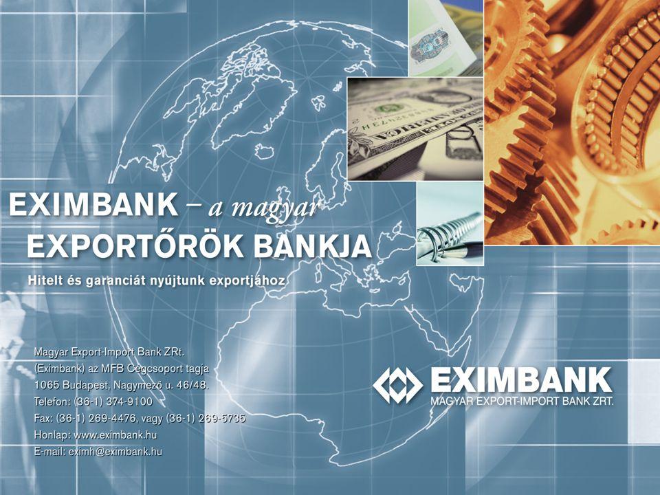EXIMBANK MFB CSOPORT