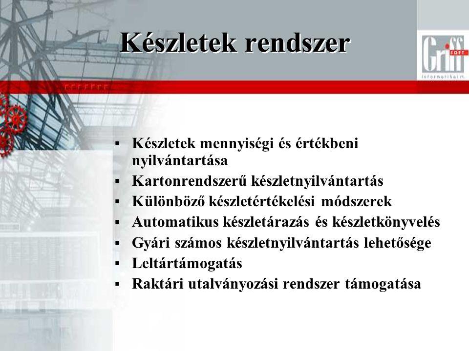 Pénzügyi modul VEVŐ/SZÁLLÍTÓ  Napló nyitás  Számla készítés  Kontírozás  Főkönyvi feladás Pénzügyi modul BANK/PÉNZTÁR  Napló nyitás  Pénzforgalo