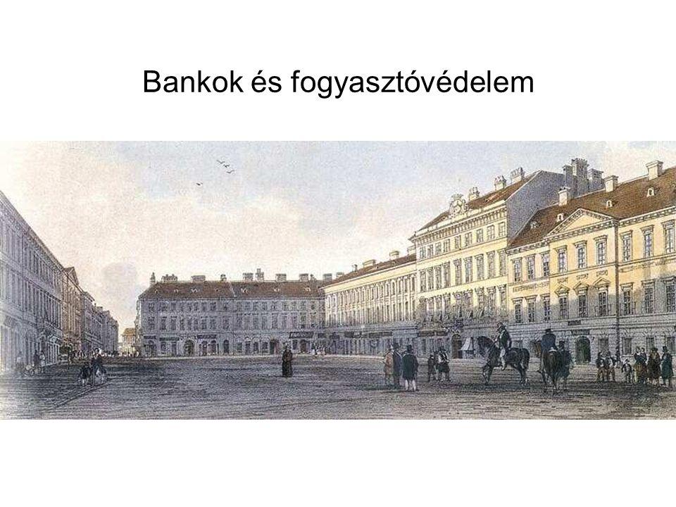 Bankok és fogyasztóvédelem