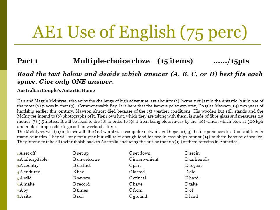 AE1 Reading 5.