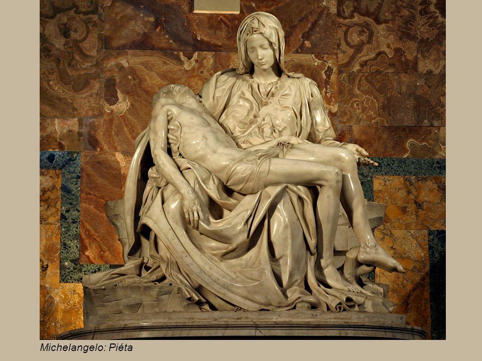 Michelangelo: Piéta