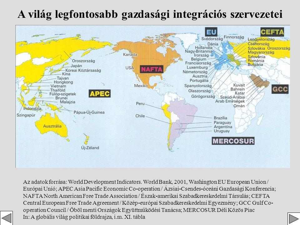 A gazdasági fejlettség földrajzi különbségei A gazdasági fejlettség földrajzi különbségei.
