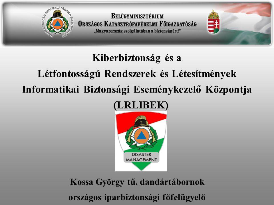 Az LRL IBEK feladatkörében: • technikai védelmi, • megelőző, • tájékoztatási és • oktatási tevékenységet végez Közreműködés infokommunikációs biztonságra, valamint létfontosságú elektronikus információs rendszerek és létesítmények védelmére vonatkozó stratégiák és ágazati szabályozók előkészítésében.