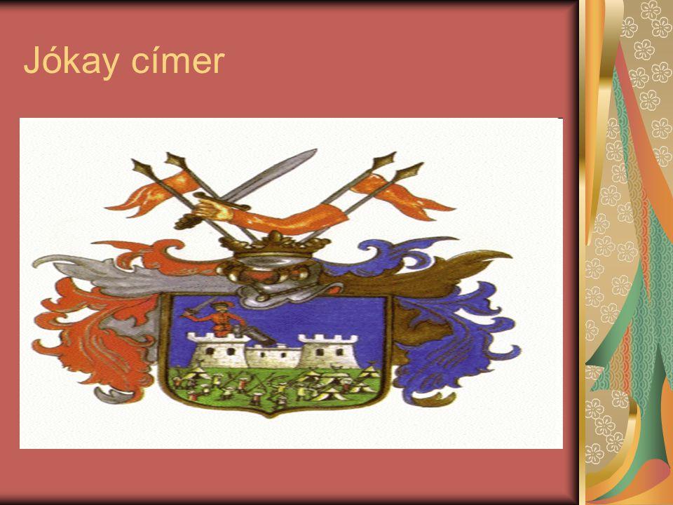 Jókay címer