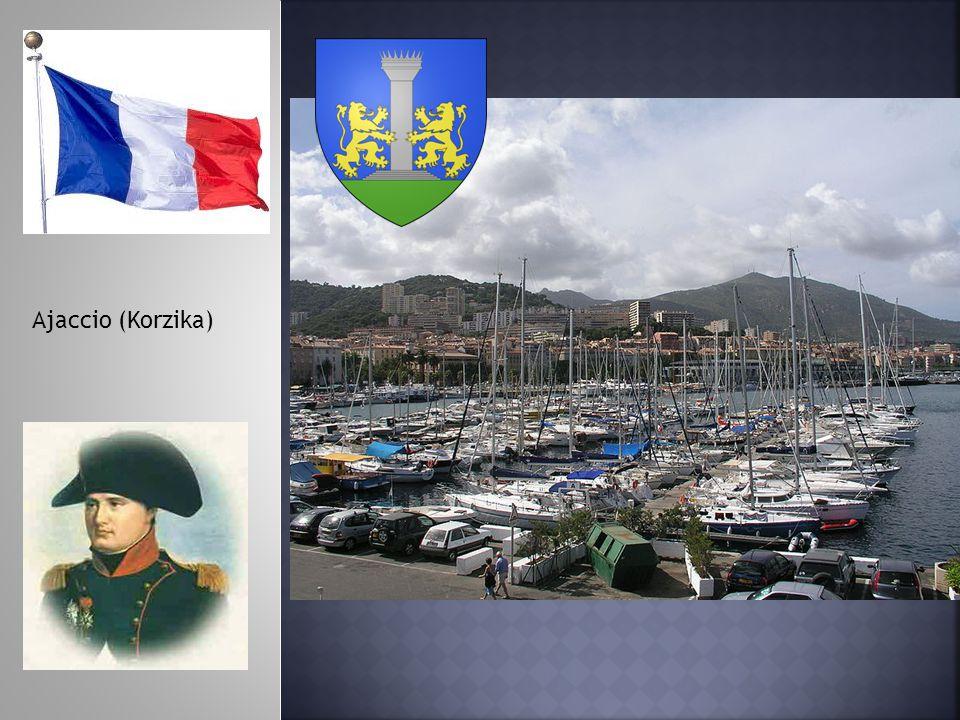 Ajaccio (Korzika)