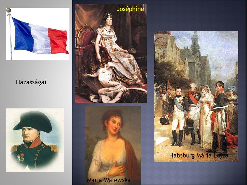 Házasságai Habsburg Mária Lujza Joséphine Maria Walewska